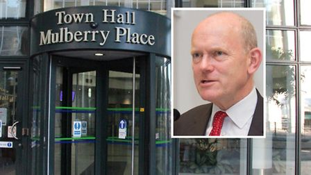 """Tower Hamlets Mayor John Biggs... """"Volunteers are providing important services to families"""""""