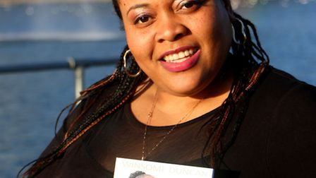 Winsome Duncan and her book on becoming employable