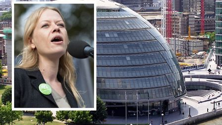 London Assembly's Sian Berry in challenge to government for social housing cash
