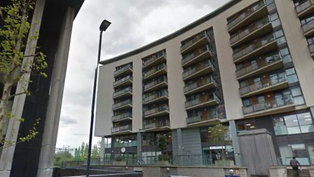 Suttons Wharf development where new GP surgery is getting �2.5m local council funding [photo: Googl