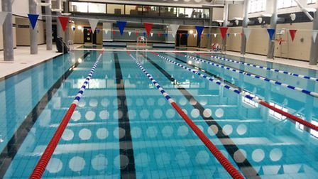 Poplar Baths... closed 40 years, now reopened to the public
