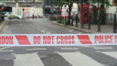 Old Ford Road cordoned off and York Hall is shut following the stabbing