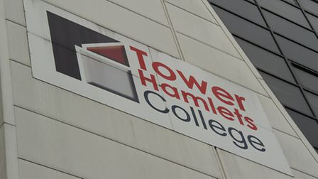 Going online... Tower Hamlets College
