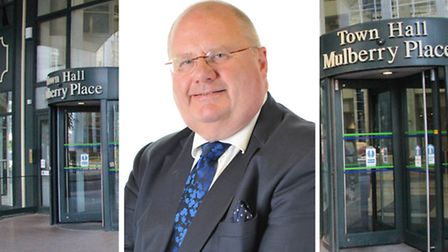 Sir Eric Pickles... report into Tower Hamlets election fraud