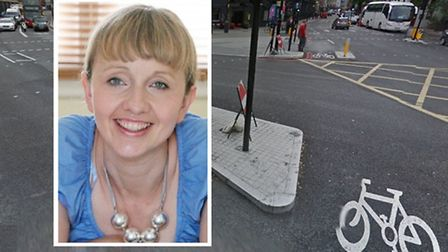 Mother-of-two Kim Briggs who died after incident in Old Street