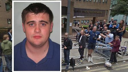 Michael Foran jailed by Southwark Crown Court