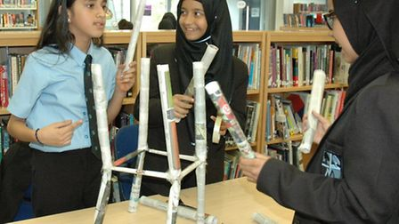 Morpeth pupils join science and maths programme