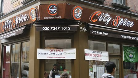 The Brick Lane curry house named '2016 Restaurant of the Year' following 2015's 'Master Chef' award