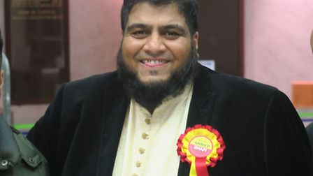 Ahmed Shafi ... Whitechapel by-election winner (independent)