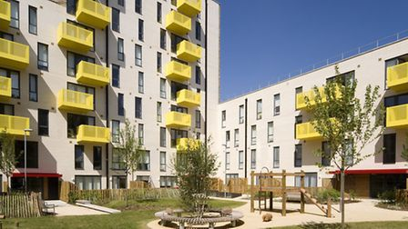 Ocean estate shortlisted for planning award earlier this year