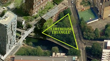 The 'Lmehouse Triangle' of wildlife