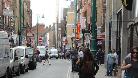 Brick Lane... Council's 'Late Night Levy' will hit pubs and bars