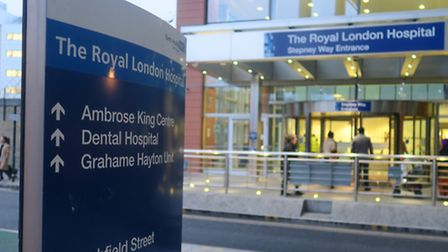 Royal London and other East London and City hospitals hit by cyber attack
