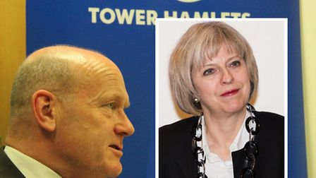 Mayor Biggs warning to Prime Minister over Buisiness Rate hike