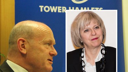 Tower Hamlets mayor's letter to Theresa May urging Trump visit be stopped
