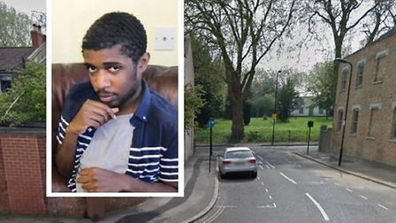 Missing... Leon Lewis from Hackney Wick [Googlle streetview]