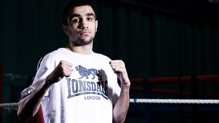 Muhammad Ali will be in action for the British Lionhearts next week against Italia Thunder