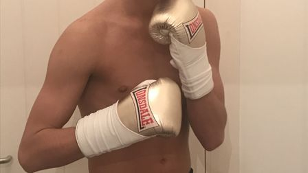 Bow's Tony Buttigieg makes his professional boxing debut in May