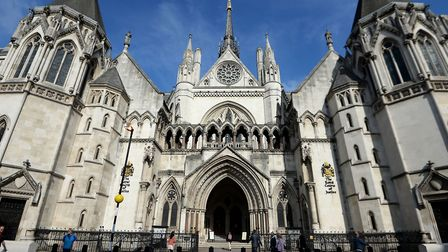 The case was heard at the High Court (Photo: PA)