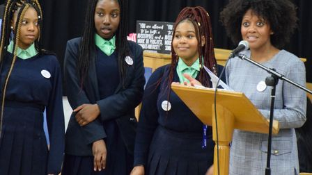 Bishop Challoner pupils hear from industry leaders on planning their future
