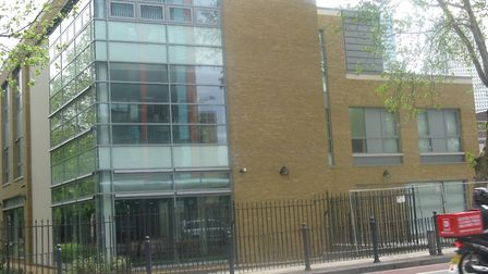 All Saints GP practice in Poplar's Newby Place medical centre