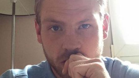 Russell Brown who was 26 when he was stabbed to death