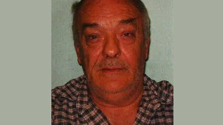 Jailed 18 years... paedophile rapist Sydney Mimer from Poplar. Picture: Met Police