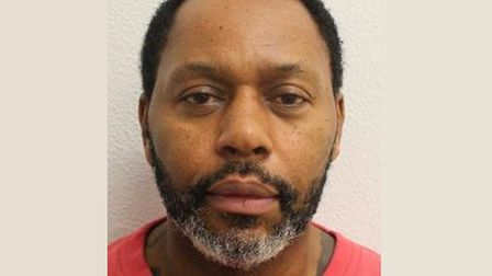 Hugh Nelson... jailed six years for frying pan attack on woman in Poplar. Picture: Met Police