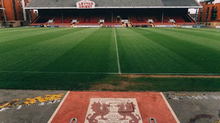 Leyton Orient's Brisbane Road home (pic: Play With A Legend).