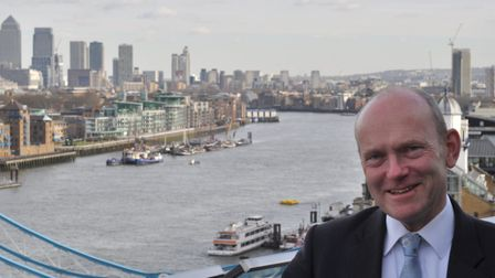 Tower Hamlets Mayor John Biggs predicts 'perfect storm' as London's population explodes. Picture: Ci