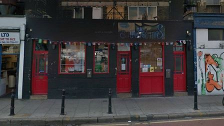 The venue will open on the site of the Joiners' Arms in Hackney Road. Pic credit: Google
