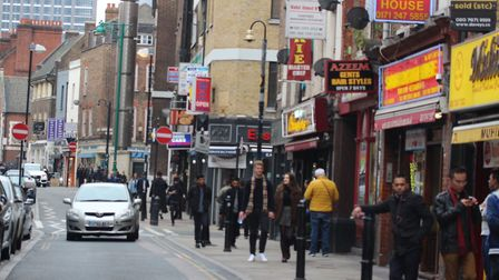 Brick Lane... centre of East End's bustling night-time economy where Tower Hamlets Council's new mid