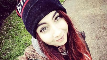 Karolina Chwiluk, 20, murdered by jelous ex-lover in knife frenzied attack in Limehouse in May 2017.