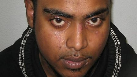 Kaha Miah has been jailed for nine years. Picture credit: Met Police