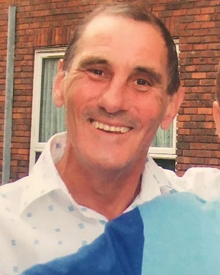 Keith Sinclair was stabbed to death in his home. Picture credit: Met Police