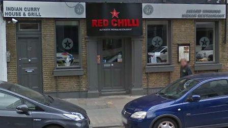 Red Chilli is in Whitechapel. Picture credit: Google