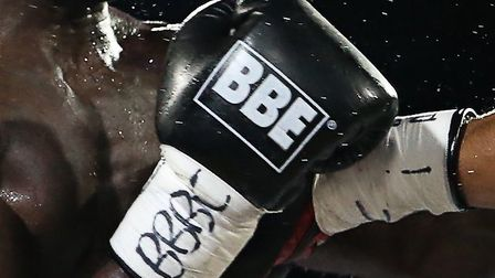 Latest from the local boxing scene (pic Natalie Mayhew Butterfly Boxing)