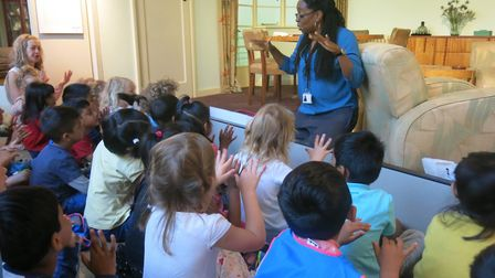 Geffrye Museum's education roadshow to visit east London schools while it's closed for two years. Pi