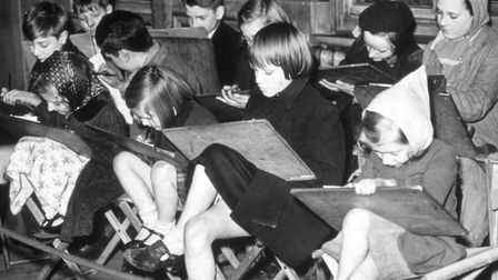 Pioneering museum education programme started at 'The Greffrye' back in the 1930s. Picture: Geffrye