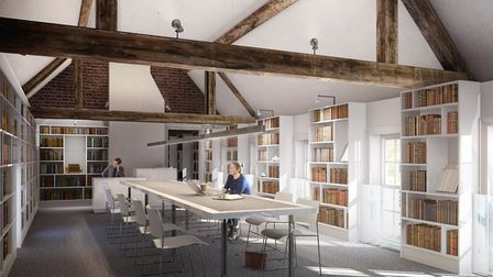 How the 'Geffrye' will look after its two year refurbishment. Picture: Geffrye archives