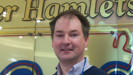 Cllr Andrew Wood... call for government audit commissioners to return to Tower Hamlets over planning