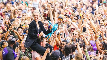 Lovebox rock festival quitting Victoria Park after 13 years. Picture: Danny North