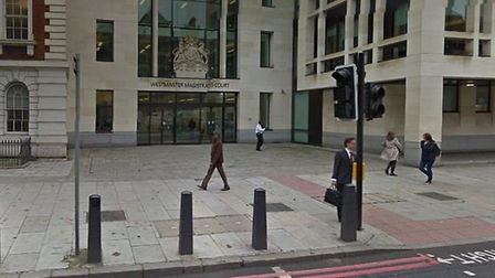 Westminster Magistrates' Court Picture: Google Maps