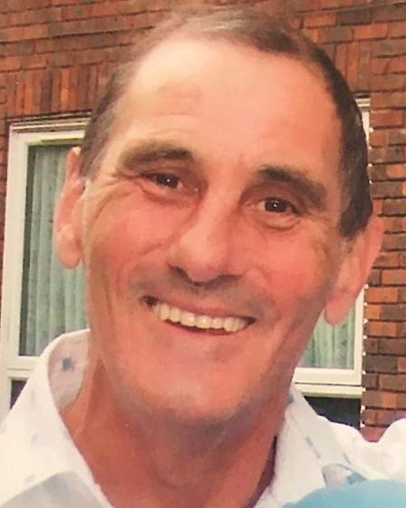 Keith Sinclair was stabbed to death in his home. Picture credit: Metropolitan Police