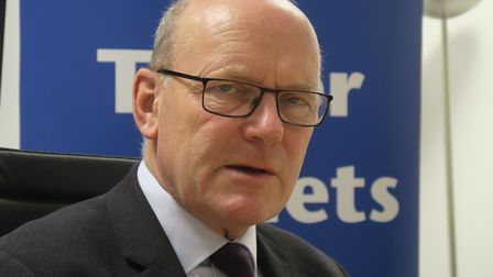 Tower Hamlets Mayor John Biggs said council tax bills will rise. Picture: Mike Brooke