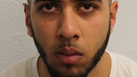 Shaheedul Abedin has been jailed for a year. Picture credit: Met Police.