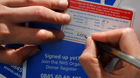 NHS Blood and Transplant launched a campaign to encourage Londoners to sign up to become organ donor