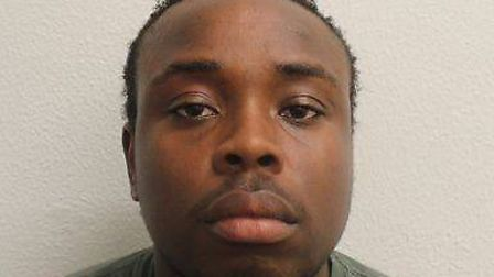 Idris Ali-Arowosekila has been jailed for carrying out moped robberies. Picture credit: Tower Hamlet