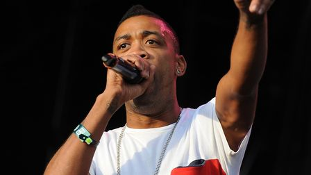 Grime star Wiley has been made a MBE. Picture credit: PA/Joe Giddens.