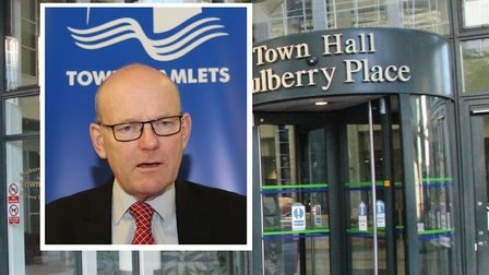 Tower Hamlets mayor puts failed children's services 'on the mend'. Picture: Mike Brooke